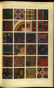 1856 the grammar of ornament by owen jones via the