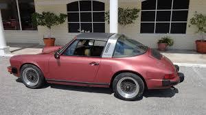 porsche 911 convertible 1980 1980 porsche 911 sc targa vintage motors of sarasota inc