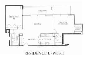 Square Floor L Residence Floor Plans