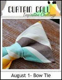 Challenge Do You Tie The End Curtain Call Curtain Call Inspiration Challenge Bow Tie