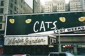 Winter Garden Theater Broadway - original broadway cast