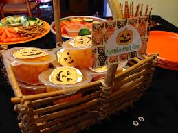 halloween fruit baskets healthy snacks my color coded life