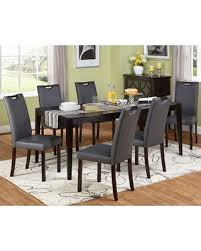 cox upholstery savings are here 47 cox 7 dining set upholstery gray