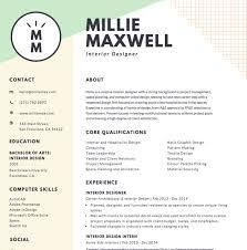 Free Online Resume Generator by Download Creative Resume Builder Haadyaooverbayresort Com