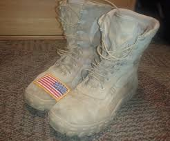 Most Comfortable Military Boots How To Break In Leather Military Boots 3 Steps With Pictures