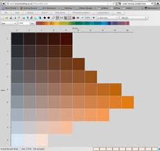 assignment color mapping