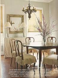Striped Dining Chair Slipcovers Best 25 Dining Chair Slipcovers Ideas On Pinterest Reupholster