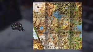 map size comparison ghost recon wildlands grw s map size comparison