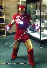 coolest ironman halloween costume idea