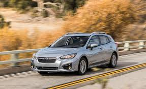 lowered subaru impreza wagon 2017 subaru impreza 5 door first drive u2013 review u2013 car and driver