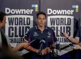 Challenge News Au Slater A Starter For World Club Challenge Sports News Australia