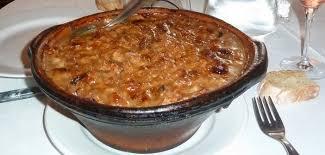 cuisiner un cassoulet recette de cassoulet de castelnaudary l institution