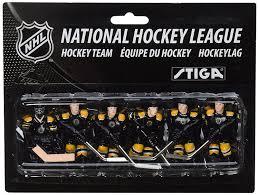 Boston Bruins Home Decor Nhl Boston Bruins Table Top Hockey Game Players Team Pack Air