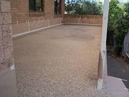 Resurface Concrete Patio Concrete Resurfacing Before U0026 After Photos Wizcrete