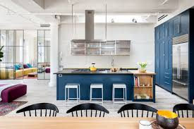 blue kitchens with white cabinets white wooden kitchen cabinet on
