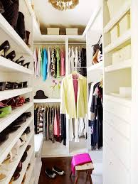 narrow closet storage ideas