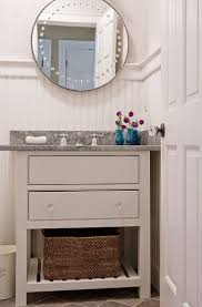 Powder Room Floor Tile Ideas 58 Best Powder Rooms Images On Pinterest Powder Rooms Bathroom