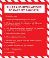 Dating My Daughter Meme - znalezione obrazy dla zapytania 10 rules for dating my daughter