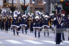 annual thanksgiving day parade in chicago pictures getty images