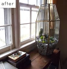 Repurposing Old Chandeliers 20 Reuse Ideas For Dated Brass And Glass Chandeliers The Kim Six Fix