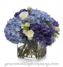 Cube Vase Centerpieces by Flowers Andrew And Katelyn