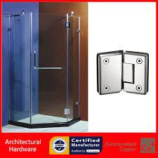 aliexpress com buy 135 degree shower door hinge glass clamp 304