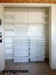 My Container Store Elfa Pantry Recreated Kitchen Pinterest