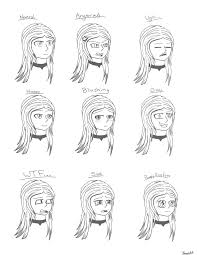 Meme Chart - eclipse emotion meme chart by huwehh on deviantart