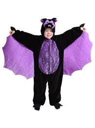 child scary bat fancy dress costume halloween vampire kids boys