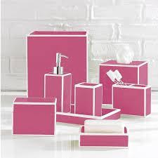 Pink Bathroom Storage Luxury Pink Bath Accessory Sets Lilas Bathroom Pinterest