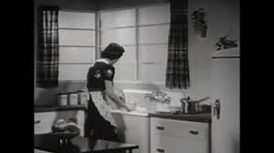 Vintage Kitchen Collectibles by 1937 Dishwashing Commercial From Vintagekitchencollectibles Com