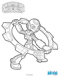 skylander printable coloring pages gearshift coloring pages hellokids com