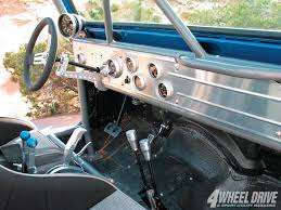 jeep yj custom yj custom dash ideas