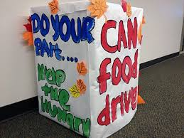 71 best food drive ideas images on food drive food