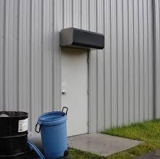 Loading Dock Air Curtain Bce Air Curtain Commercial Industrial Doors Daco Corp