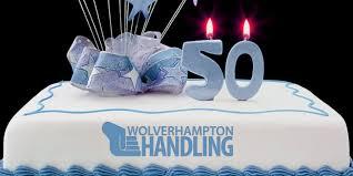 50 years in business wolverhampton handling