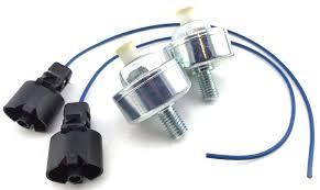 lexus es300 knock sensor wiring harness 99 07 twin knock sensor set wire harness repair kit 12589867 6 0l