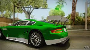 aston martin racing green aston martin racing dbr9 2005 v2 0 1 ych for gta san andreas