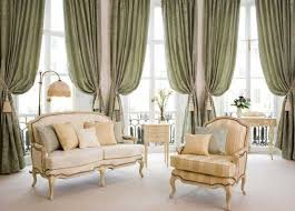 Big Window Curtains Living Room Living Room Big Window Curtains For Large Windows