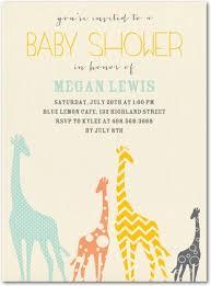 baby shower giraffe giraffe baby shower invites we like design