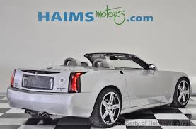 used cadillac xlr 2004 used cadillac xlr 2dr convertible at haims motors serving