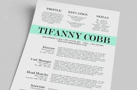 Coolest Resume Templates Resume Examples Templates Top 10 Free Creative Resume Templates