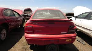 junkyard find 1999 dodge neon sport the truth about cars