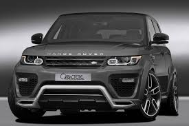 land rover sport 2016 black official caractere exclusive range rover gtspirit