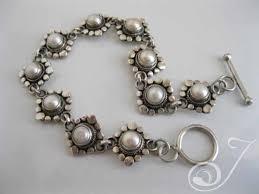 pearl bracelet designs images Suzie q pearl designer bracelet my bridal jewellery jpg
