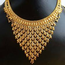 Buy Designer Gold Plated Golden Gold Plated Necklaces Manufacturer U0026 Manufacturer From Howrah