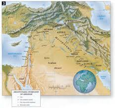 World Map Of Deserts Bible Maps Precept Austin
