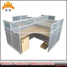 aluminum partition office cubicle workstation aluminum partition