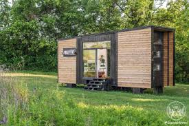Luxury Tiny Homes by Alpha Tiny House Is One Of The Best Luxury Custom Tiny Homes In