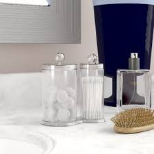 Bathroom Storage Jars Storage Jars Containers You Ll Wayfair